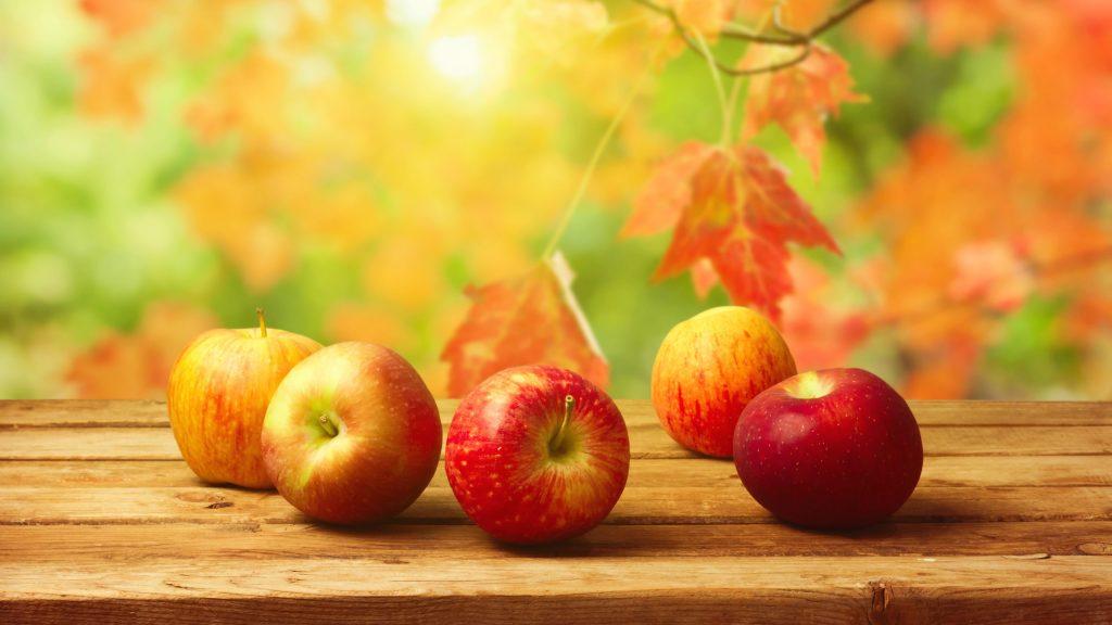 کود درخت سیب