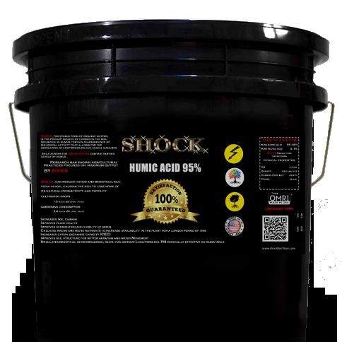 اسید هیومیک شوک