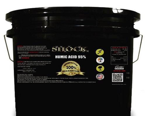 اسید هیومیک مایع 20 لیتری