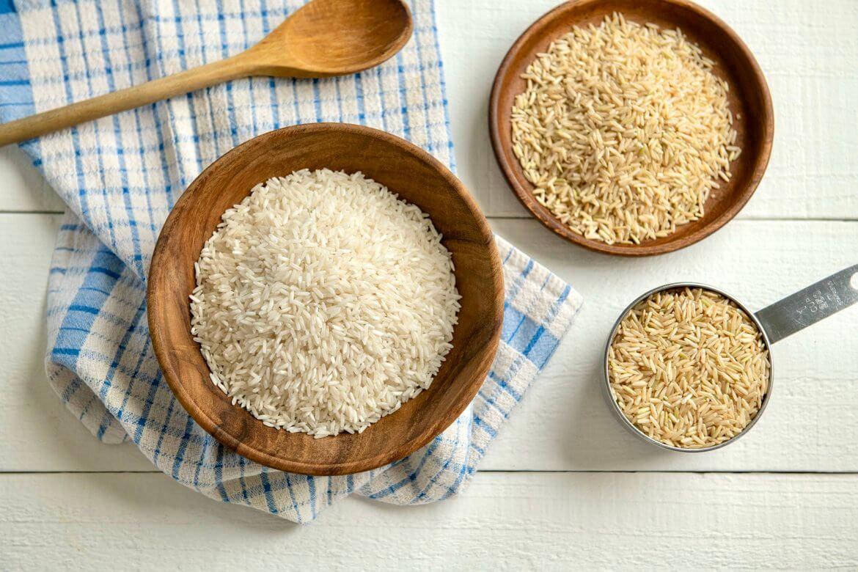 زمان مصرف هیومیک اسید در برنج
